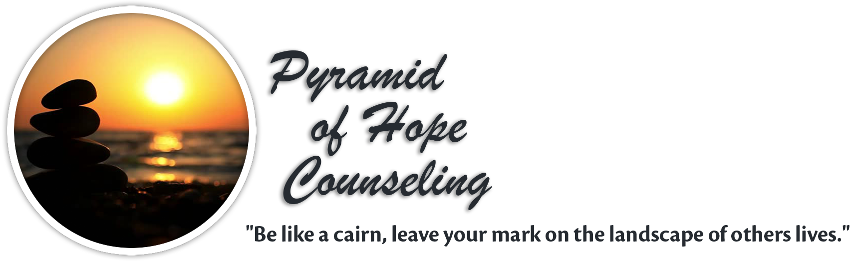 Pyramid of Hope Counseling logo